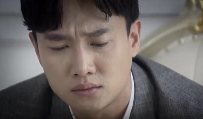 'Về nhà đi con' tập 71: Vũ lần đầu rơi nước mắt, Thư trả nhẫn cưới Ảnh 2