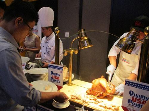 Nỗ lực cân bằng thương mại Việt - Mỹ Ảnh 1