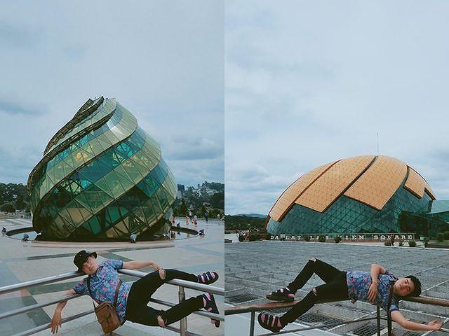 Bộ ảnh 'ngủ gật' của 9x Bình Thuận gây 'bão mạng' vì tư thế tạo dáng khó đỡ Ảnh 5