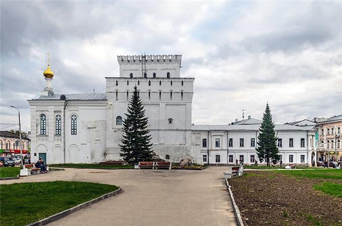 'Ghé thăm' 13 địa điểm bị đồn có ma ám ở Nga Ảnh 4