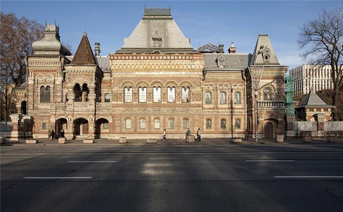 'Ghé thăm' 13 địa điểm bị đồn có ma ám ở Nga Ảnh 5