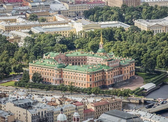 'Ghé thăm' 13 địa điểm bị đồn có ma ám ở Nga Ảnh 3