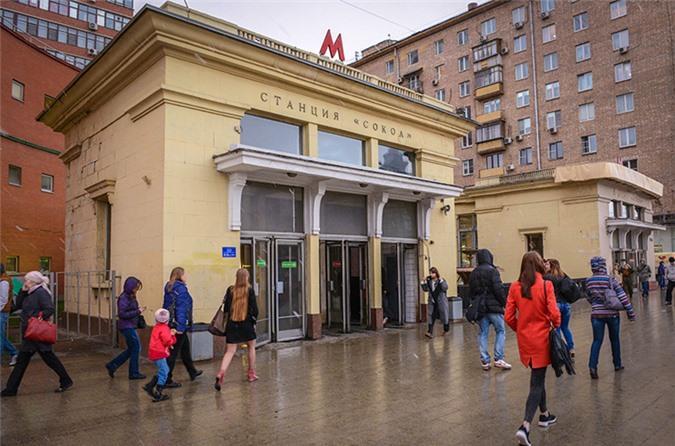 'Ghé thăm' 13 địa điểm bị đồn có ma ám ở Nga Ảnh 2