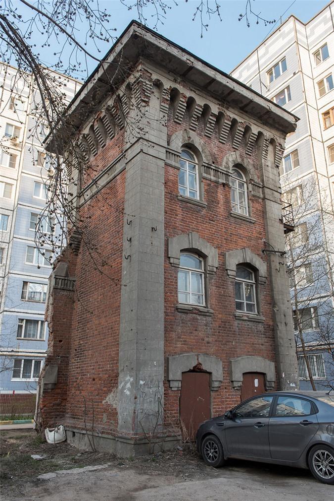 'Ghé thăm' 13 địa điểm bị đồn có ma ám ở Nga Ảnh 8