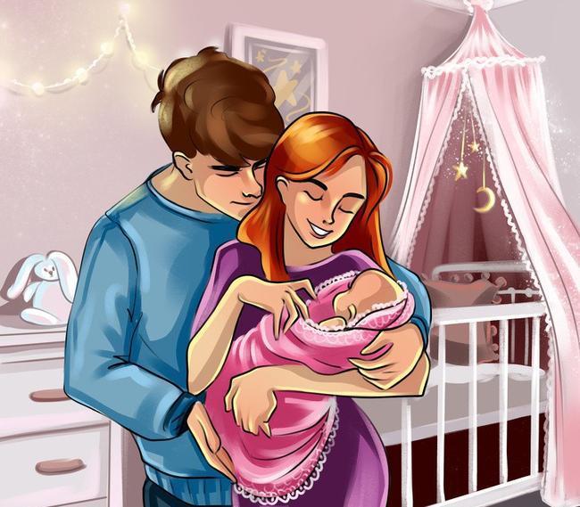 Nửa đêm nghe tiếng 'bịch' sát giường ngủ, vợ chồng điếng người cảnh tượng trước mắt Ảnh 1