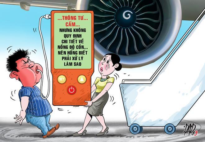 Say xỉn, sao hành khách thương gia bị 'tố' sàm sỡ vẫn được lên máy bay? Ảnh 2