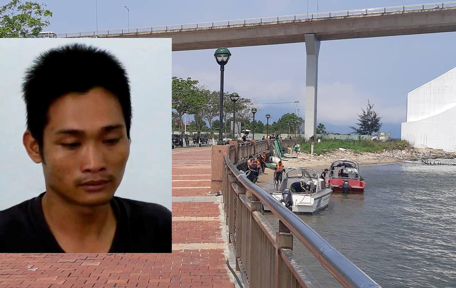Khởi tố đối tượng giết con gái, ném thi thể xuống sông Hàn Ảnh 1