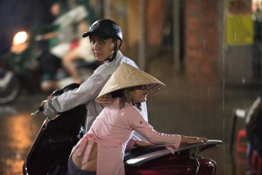 Người mẹ Quảng Nam cạo đầu để cùng con chiến đấu với ung thư Ảnh 14