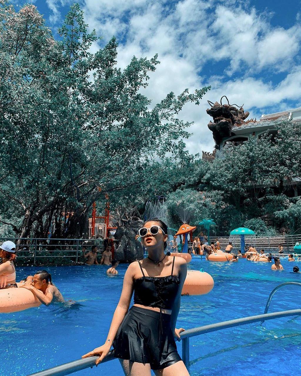 'Tắm tiên' thả ga tại suối khoáng nóng đẹp quên lối về ở Đà Nẵng Ảnh 7