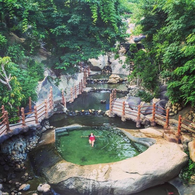 'Tắm tiên' thả ga tại suối khoáng nóng đẹp quên lối về ở Đà Nẵng Ảnh 10