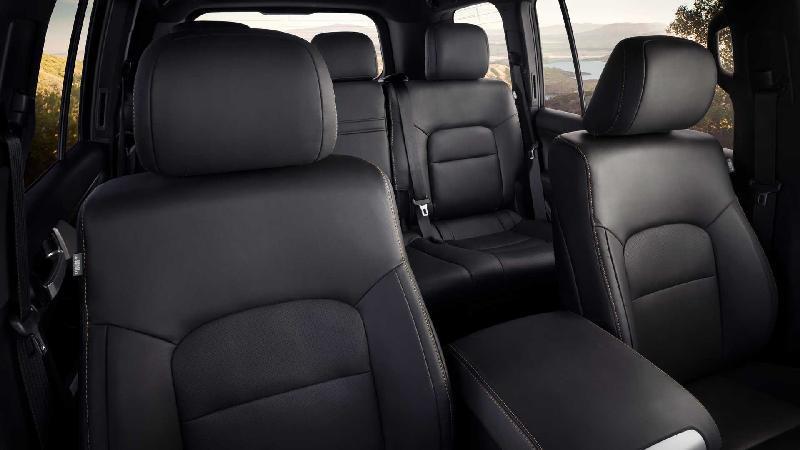 Toyota Land Cruiser phiên bản đặc biệt chỉ 1.200 xe trên toàn quốc Ảnh 6