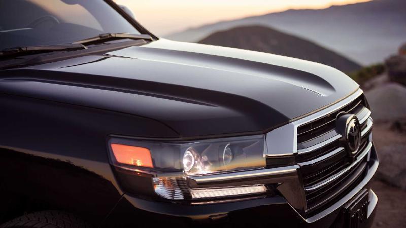 Toyota Land Cruiser phiên bản đặc biệt chỉ 1.200 xe trên toàn quốc Ảnh 5