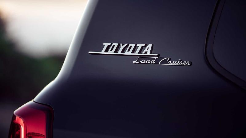 Toyota Land Cruiser phiên bản đặc biệt chỉ 1.200 xe trên toàn quốc Ảnh 2