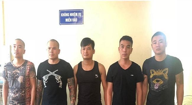 Thông tin mới nhất về vụ công an bắt giữ Quang 'Rambo' và đồng bọn Ảnh 3