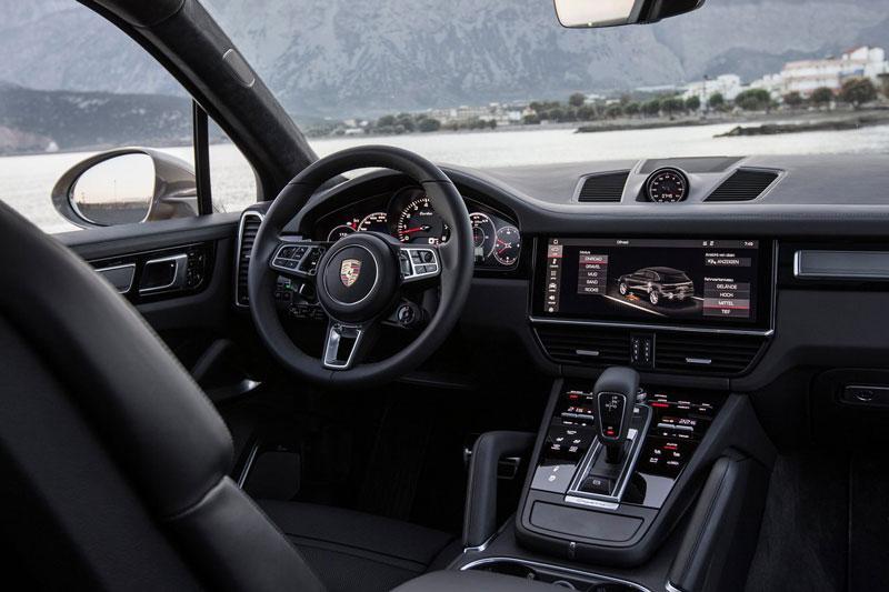 Chi tiết Porsche Cayenne Turbo 2019, giá từ 9 tỷ đồng ở Việt Nam Ảnh 3