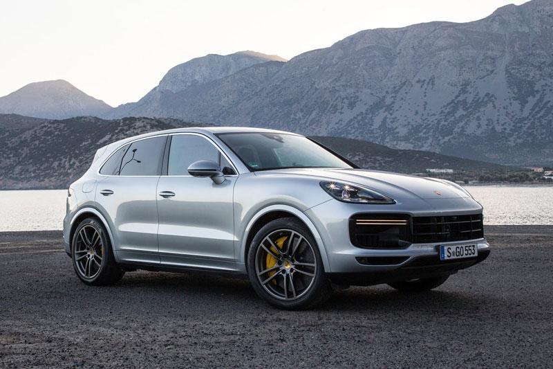 Chi tiết Porsche Cayenne Turbo 2019, giá từ 9 tỷ đồng ở Việt Nam Ảnh 1