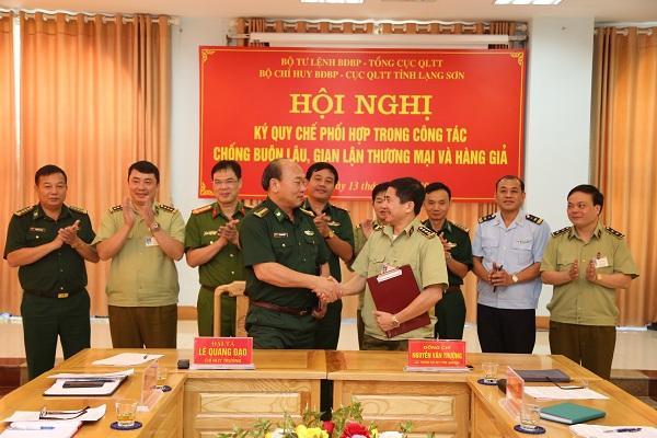 Lạng Sơn: Tăng cường phòng chống buôn lậu Ảnh 1