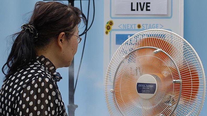 Gần 13.000 người Nhật nhập viện vì nắng nóng Ảnh 1