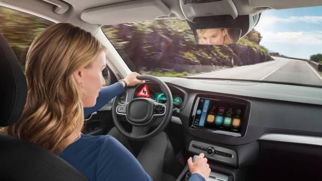 Bosch phát triển màn hình 3D không kính trên xe hơi Ảnh 1
