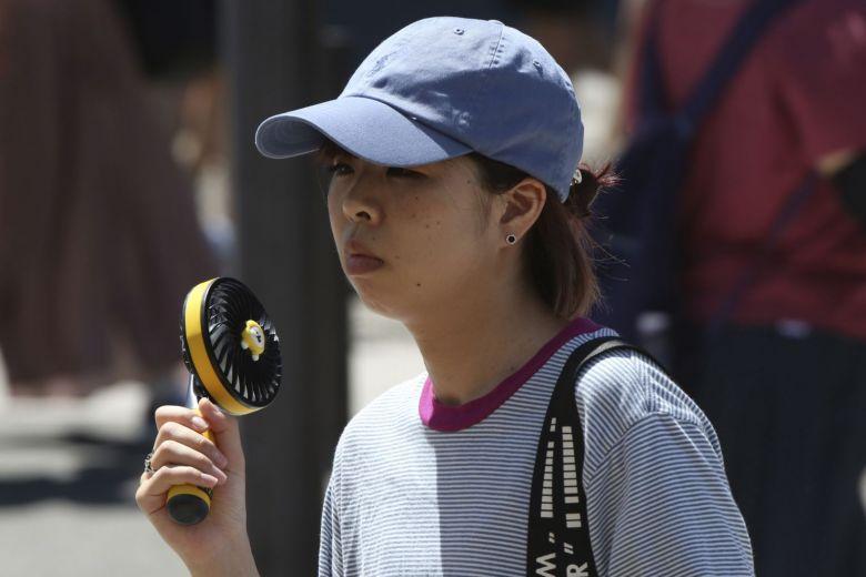 Nhật Bản ghi nhận số người nhập viện kỷ lục vì nắng nóng Ảnh 1