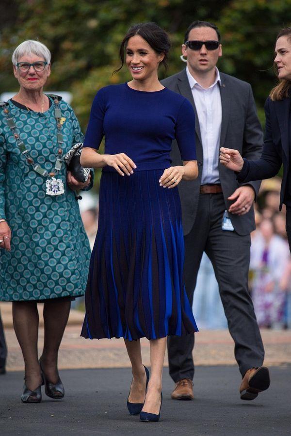 Phong cách thời trang của Công nương Diana, Kate và Meghan trở thành đề tài nghiên cứu của trường đại học Ảnh 5