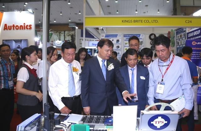 20 quốc gia tham dự Triển lãm Công nghiệp hỗ trợ Việt Nam - Nhật Bản Ảnh 2