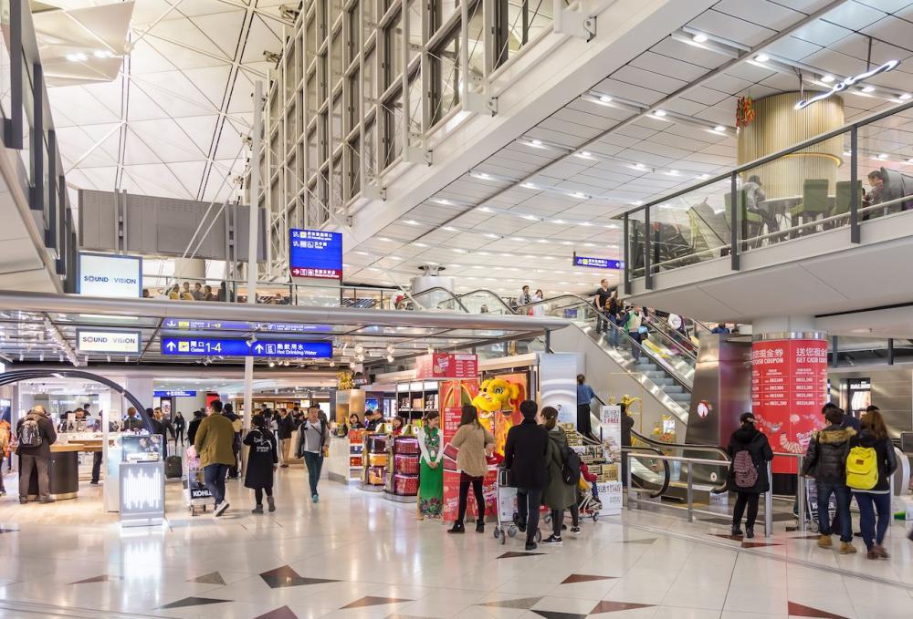 Sân bay quốc tế Hong Kong có gì đặc biệt? Ảnh 3