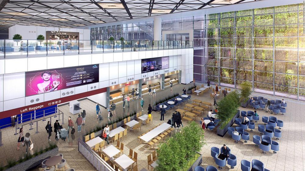 Sân bay quốc tế Hong Kong có gì đặc biệt? Ảnh 6