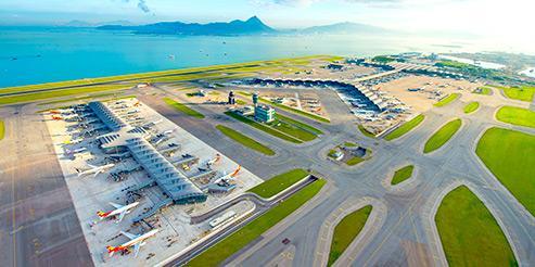 Sân bay quốc tế Hong Kong có gì đặc biệt? Ảnh 1