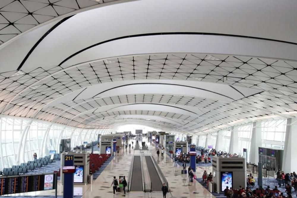 Sân bay quốc tế Hong Kong có gì đặc biệt? Ảnh 2