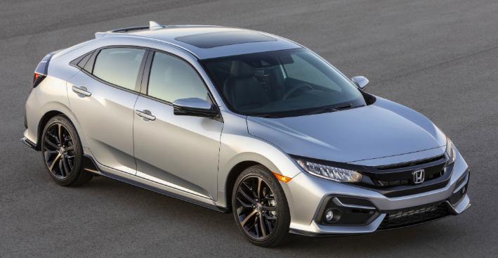 Honda Civic Hatchback 2020 nâng cấp ra mắt giá từ 21.650 USD Ảnh 1