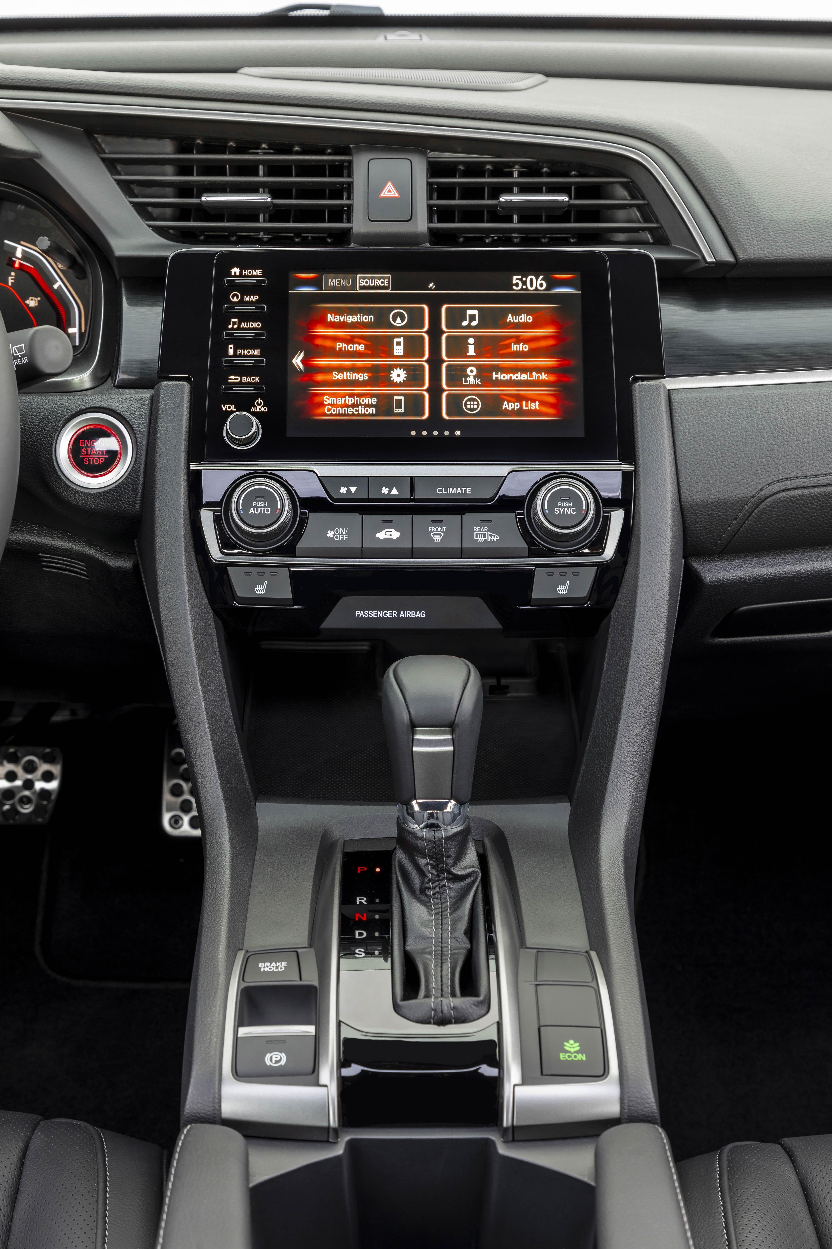 Honda Civic Hatchback 2020 nâng cấp ra mắt giá từ 21.650 USD Ảnh 7