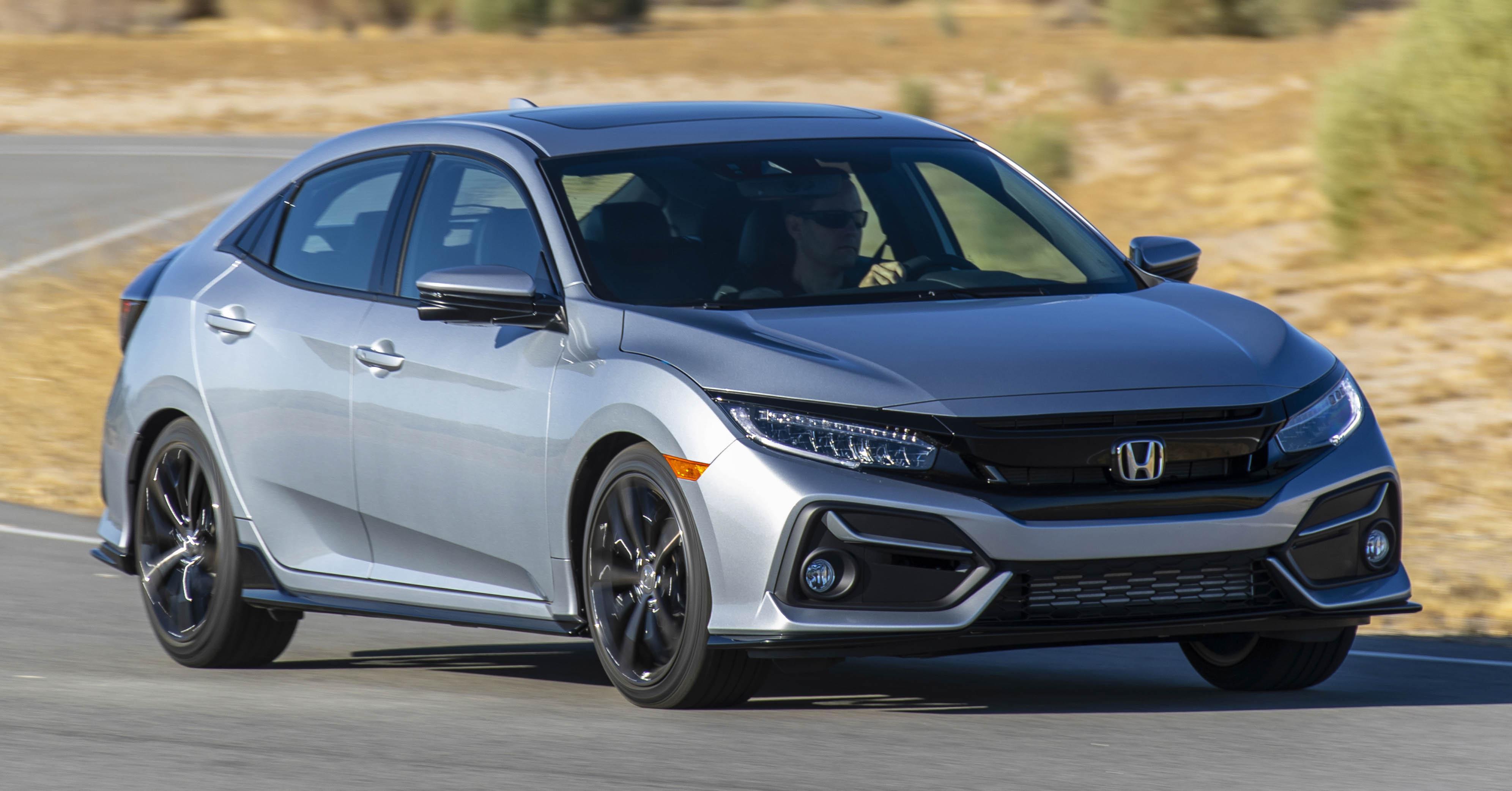 Honda Civic Hatchback 2020 nâng cấp ra mắt giá từ 21.650 USD Ảnh 3
