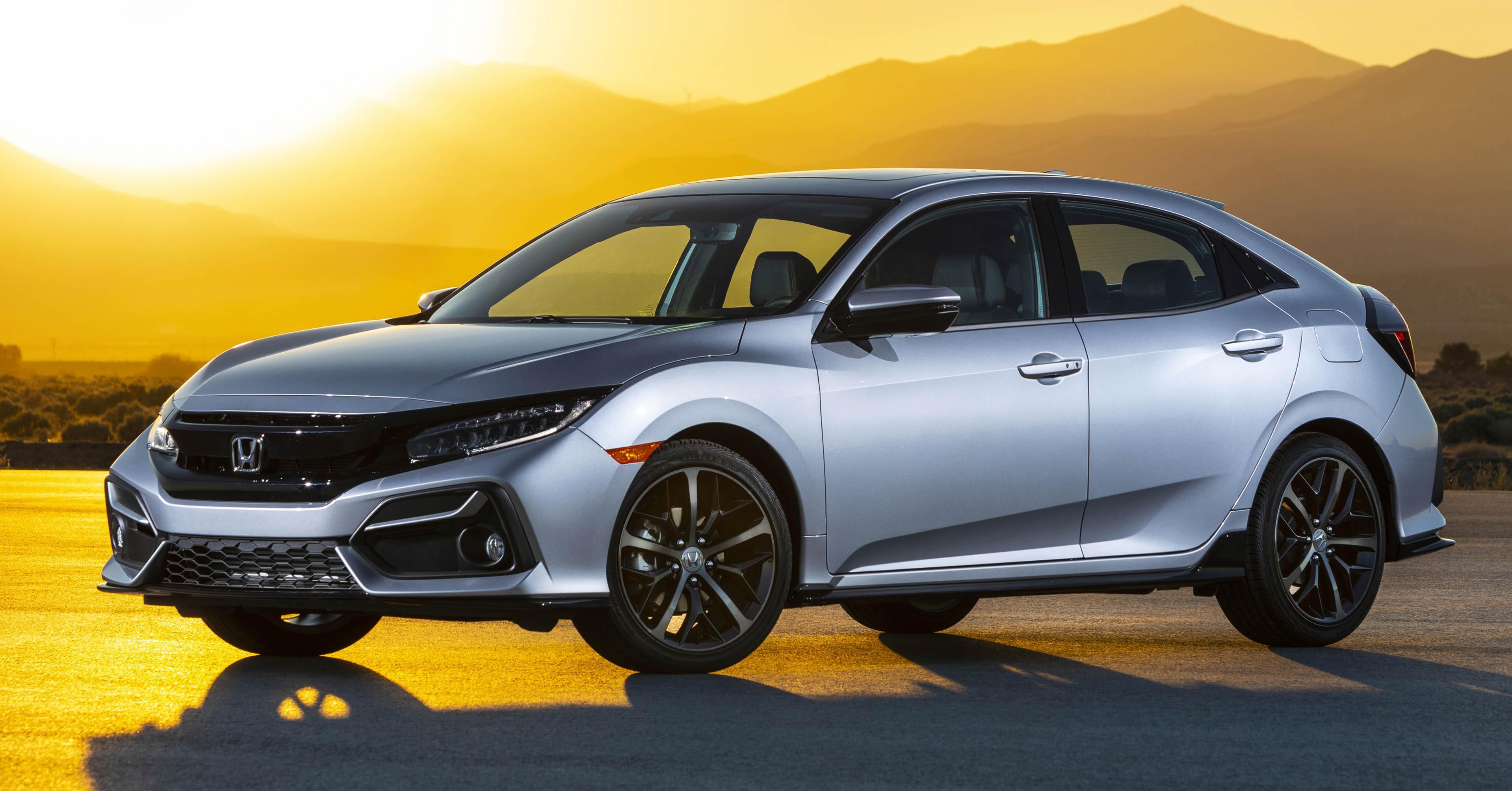 Honda Civic Hatchback 2020 nâng cấp ra mắt giá từ 21.650 USD Ảnh 2