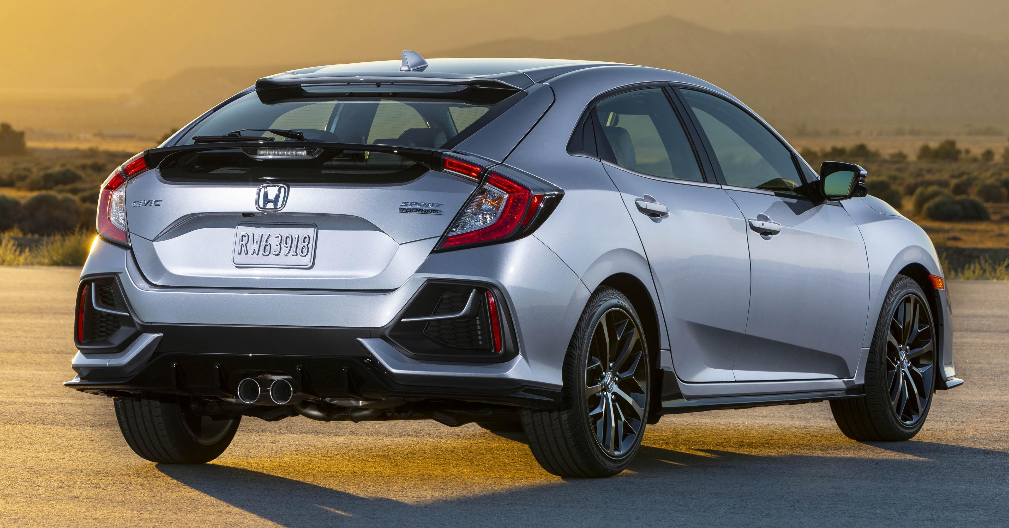 Honda Civic Hatchback 2020 nâng cấp ra mắt giá từ 21.650 USD Ảnh 4