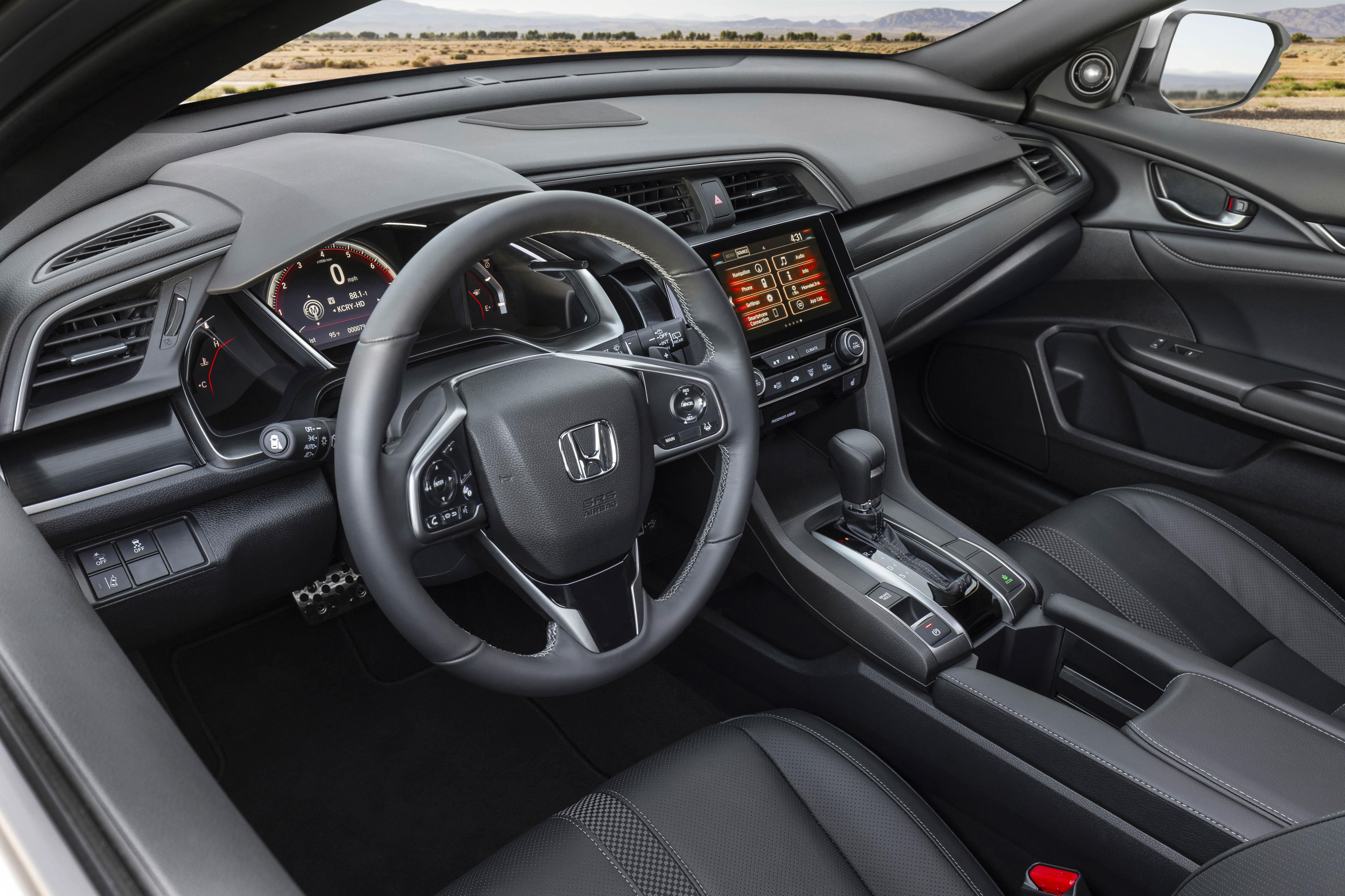 Honda Civic Hatchback 2020 nâng cấp ra mắt giá từ 21.650 USD Ảnh 6