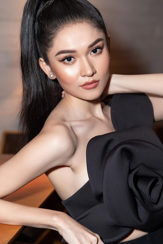 Á hậu Thùy Dung 'lột xác' với phong cách táo bạo, khoe lưng trần quyến rũ Ảnh 5