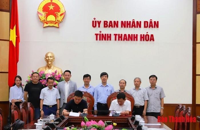 Doanh nghiệp Trung Quốc muốn đầu tư nhà máy 2 tỷ USD tại khu kinh tế Nghi Sơn Ảnh 1