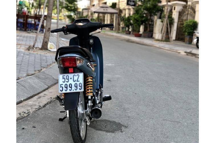 Cận cảnh xe máy Honda Wave cũ rao bán 145 triệu đồng Ảnh 3