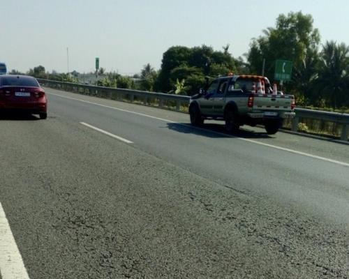 Kiến nghị cho phép thu phí trở lại cao tốc Tp. Hồ Chí Minh - Trung Lương Ảnh 1