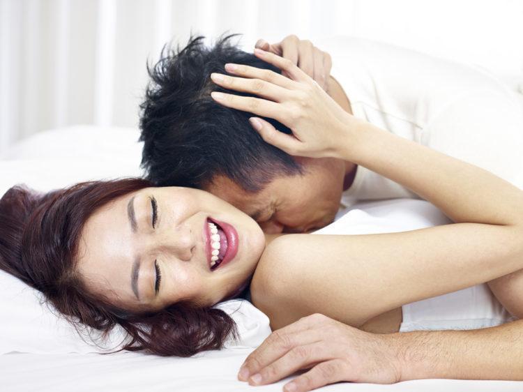 Vị trí cơ thể tuyệt đối không nên để người khác động chạm dù chỉ bằng một nụ hôn Ảnh 1