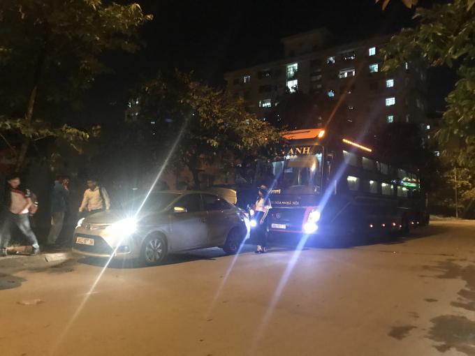 'Phớt lờ' lệnh cấm, xe trái tuyến biến đường thành 'bến lậu' Ảnh 1