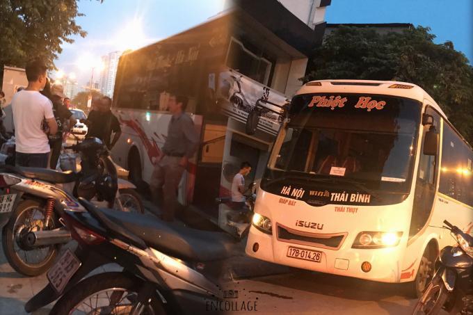 'Phớt lờ' lệnh cấm, xe trái tuyến biến đường thành 'bến lậu' Ảnh 3