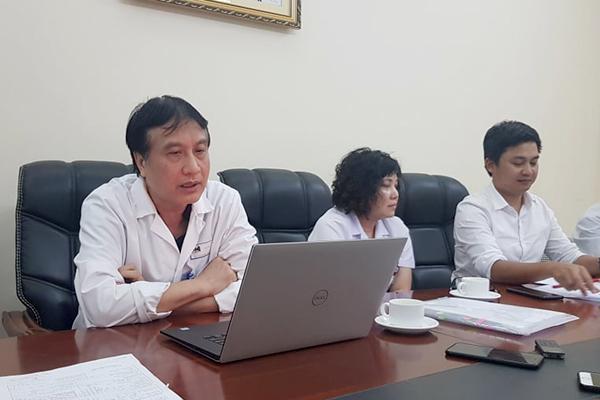 Khám sức khỏe phát hiện mất 1 quả thận, bệnh nhân tố BV Việt Đức tự ý cắt Ảnh 1