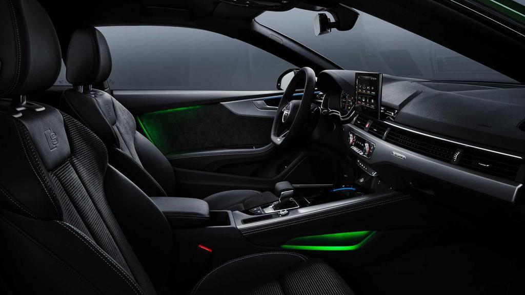 Audi A5 và S5 2020 ra mắt, Audi khoe 'hấp dẫn hơn bao giờ hết' Ảnh 4