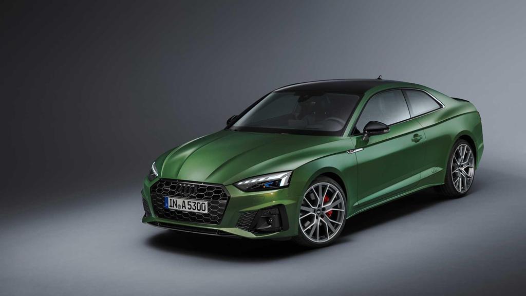 Audi A5 và S5 2020 ra mắt, Audi khoe 'hấp dẫn hơn bao giờ hết' Ảnh 2