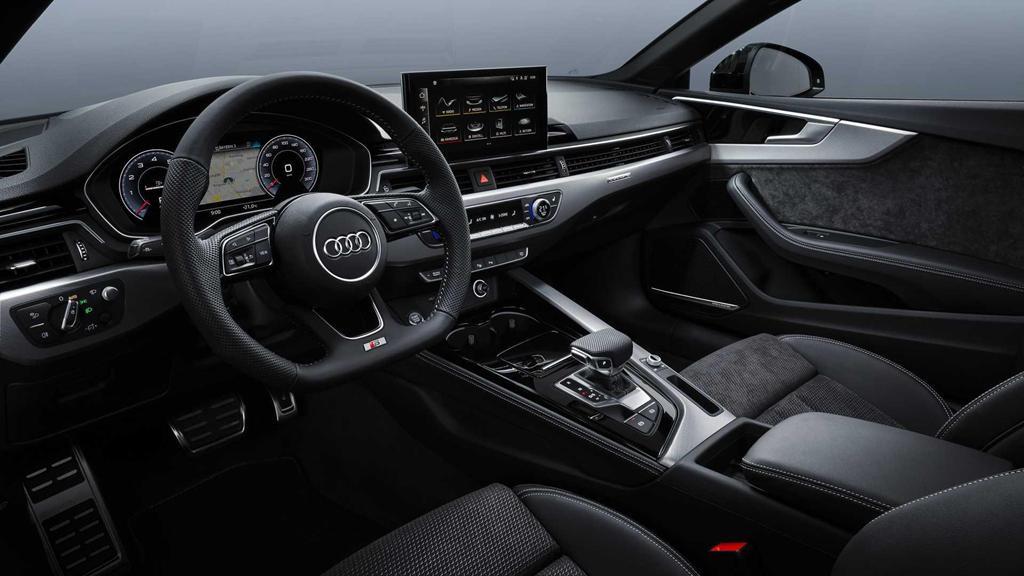 Audi A5 và S5 2020 ra mắt, Audi khoe 'hấp dẫn hơn bao giờ hết' Ảnh 3
