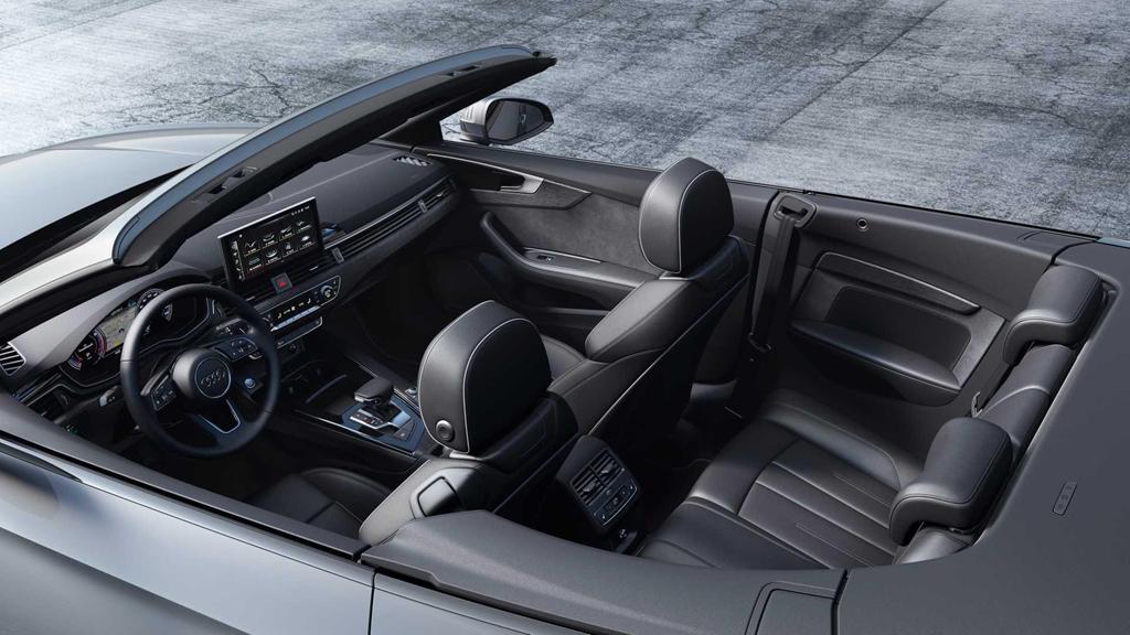 Audi A5 và S5 2020 ra mắt, Audi khoe 'hấp dẫn hơn bao giờ hết' Ảnh 8
