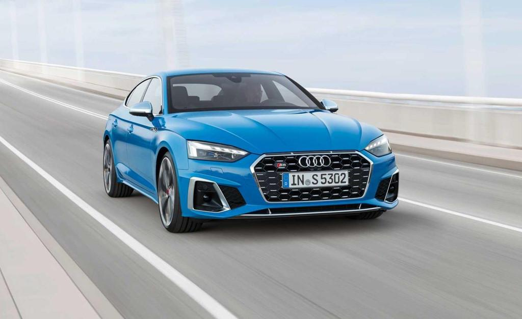 Audi A5 và S5 2020 ra mắt, Audi khoe 'hấp dẫn hơn bao giờ hết' Ảnh 6