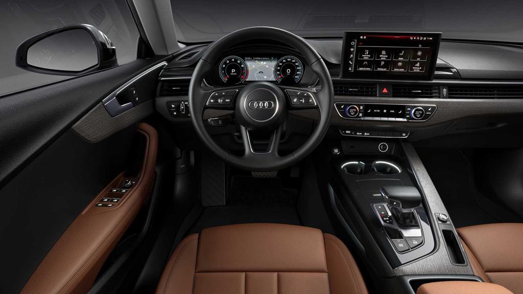 Audi A5 và S5 2020 ra mắt, Audi khoe 'hấp dẫn hơn bao giờ hết' Ảnh 9
